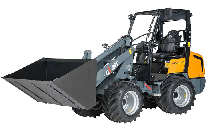 Minishovel 2.8 ton
